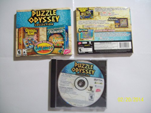 - Puzzle Odyssey Collection (Jewel Case)