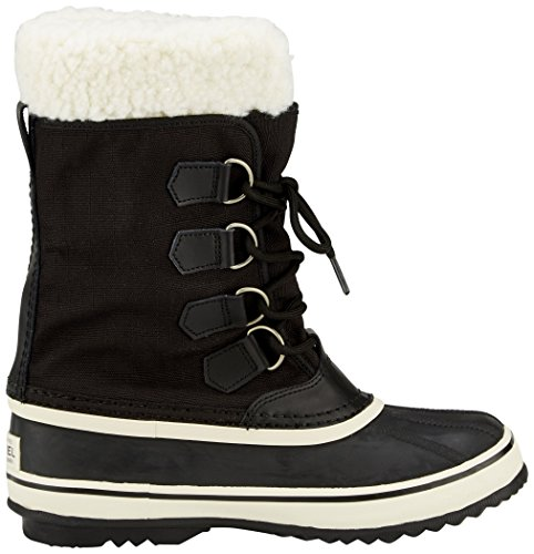 5 Womens Boots Sorel Uk Black Carnival Winter Stone zwO4x60