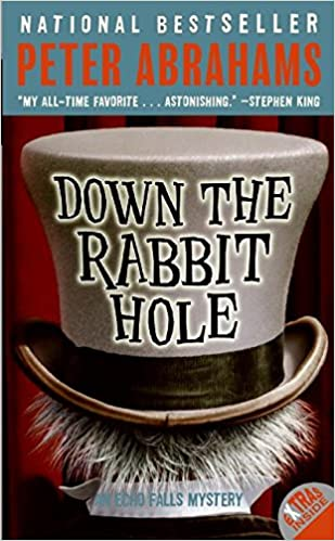 Image result for down the rabbit hole book