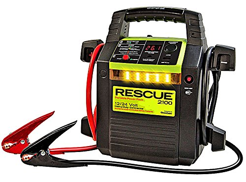 Rescue® 2100 Portable Power Pack #604063 by Quick Cable