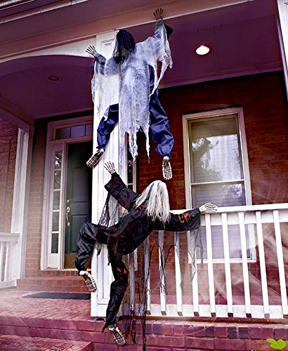 Halloween Decor House (63