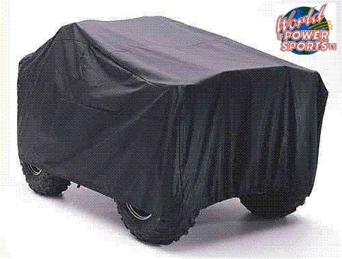 Yamaha ATV COVER 02 00 Automatic Storage Grizzly