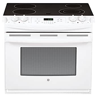 Amazon Com Ge Jd630dfww 30 Quot White Drop In Electric