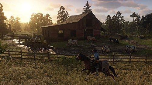 Rockstar Games Red Dead Redemption 2 (PS4)