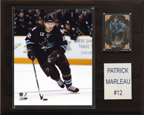 (NHL Patrick Marleau San Jose Sharks Player Plaque)