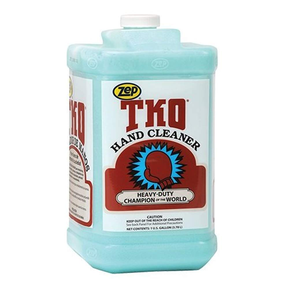 Zep ZEP096024 TKO Non-Solvent Heavy Duty Hand Cleaner. (4) Gallon Containers