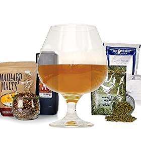 Northern Brewer – India Pale Ale Extract Beer Recipe Kit – Makes 5 Gallons
