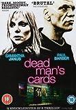 Dead Mans Cards [DVD]