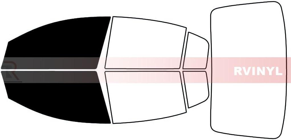 - Back Kit 20/% Rtint Window Tint Kit for Saturn Ion 2003-2007 Sedan