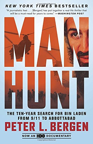Manhunt: The Ten-Year Search for Bin Laden from 9/11 to Abbottabad