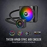Thermaltake TH120 ARGB Motherboard Sync Edition