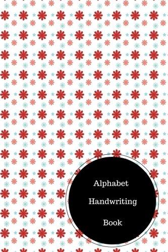 Alphabet Handwriting Book: Alphabet Copying Worksheets. Handy 6 in ...