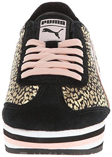 Puma Sf77 Platform Rose Gold Womens Sneaker