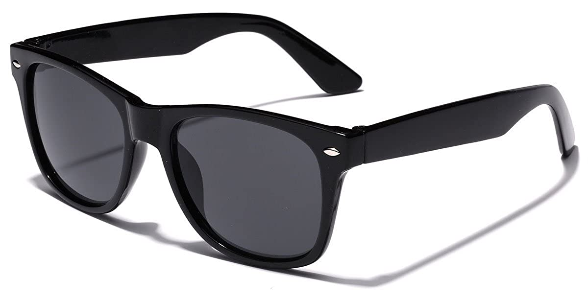 Amazon.com: Gafas de sol icónicas clásicas para niños ...