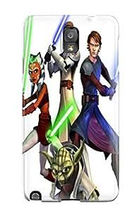 Premium Tpu Star Wars Clone Wars Cover Skin For Galaxy Note 3