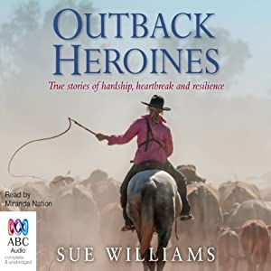 Outback Heroines Audiobook