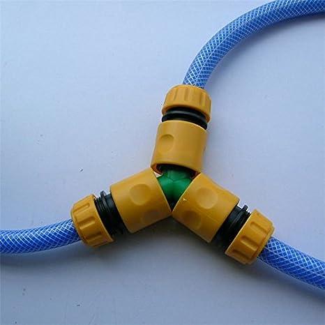 Kammas Great Easy - Conector de Manguera de Agua para jardín ...