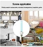 UV Germicidal Lamp UVC with Ozone Light Bulb E26