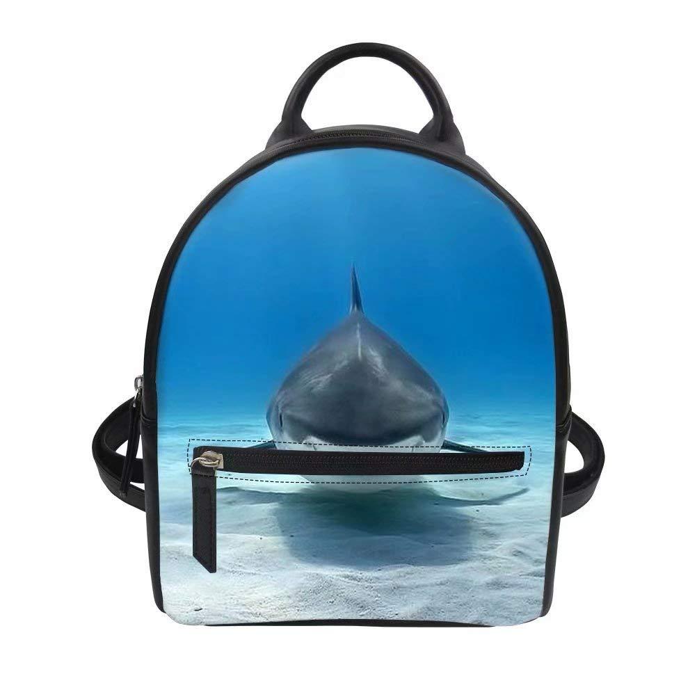 Dellukee レディース B07R8P71BH Shark 3