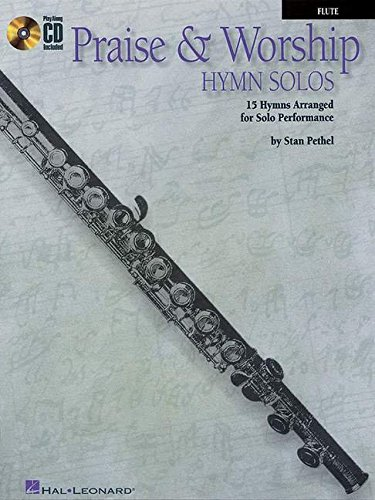Free Praise & Worship Hymn Solos: Flute Play-Along Pack