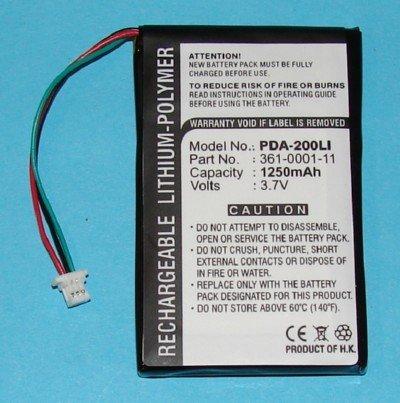 Ultralast PDA-200LI Replacement Garmin Nuvi 200 Battery by ULTRALAST