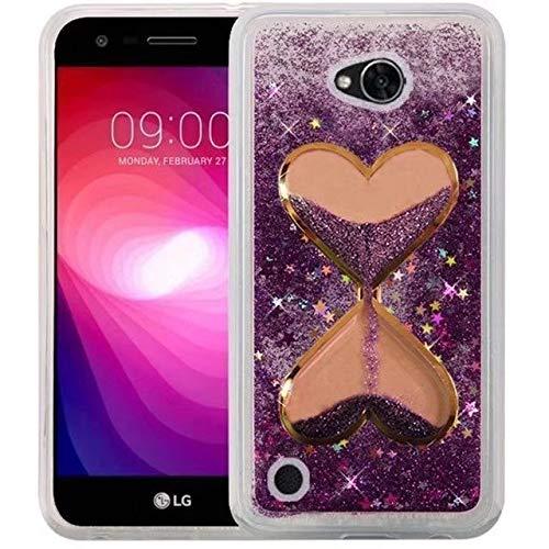 quality design 2b2b0 296a6 Amazon.com: FidgetFidget Bling Liquid Glitter Quicksand Soft Case ...
