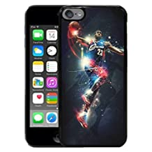 Ukiyya iPod Touch 6 Ultra Slim Case,Coca Cola Pin Up Girl Retro Premium Hybrid Protective Case Fit for Apple iPod Touch 6-Black