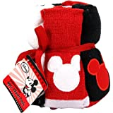 Disney Mickey Mouse Decorative Bath Collection - 6 pack Washcloth
