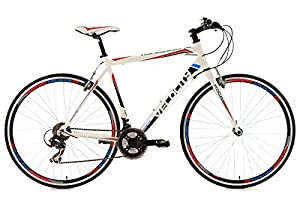 KS Cycling Uni Fahrrad Fitnessbike Alu-rahmen 28 Zoll Velocity 21-gänge RH 53...