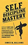 Self-discipline Mastery: Develop Navy Seal Mental