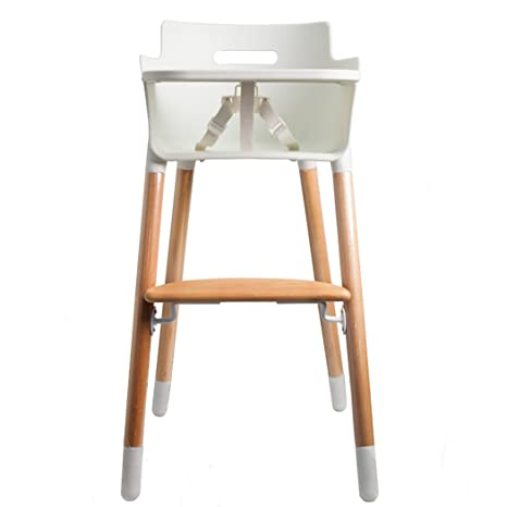 buy asunflower wooden high chair adjustable feeding baby highchairs