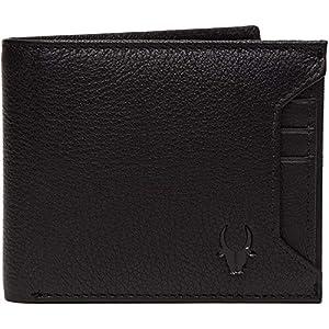 Leather Men's Wallet (BLUE52)