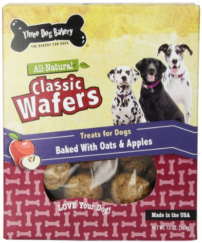 Three Dog Bakery Classic Wafers product image