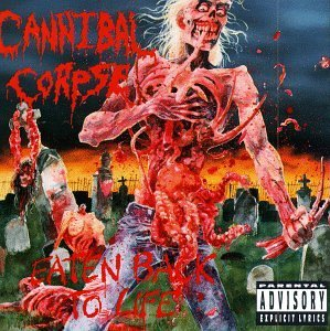 8462466b788 Cannibal Corpse - CANNIBAL CORPSE-EATEN BACK TO LIFE By Cannibal Corpse  (0001-01-01) - Amazon.com Music
