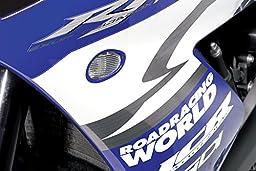 Hotbodies Racing Y04R1-SIG-CLR Clear Lens Flush Mount Turn Signal