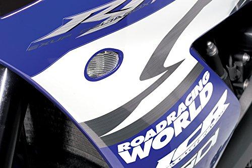 - Hotbodies Racing Y04R1-SIG-CLR Clear Lens Flush Mount Turn Signal