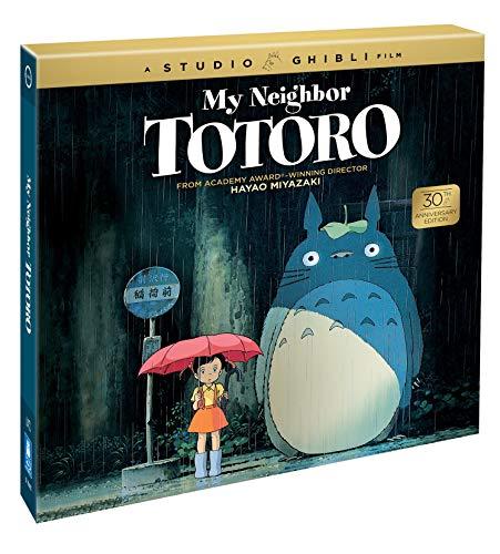 My Neighbor Totoro 30th Anniversary Edition [Blu-ray] (My Neighbor Totoro Blu Ray)
