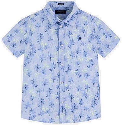 Mayoral Camisa Manga Corta Estampada niño Modelo 6149: Amazon.es: Ropa y accesorios