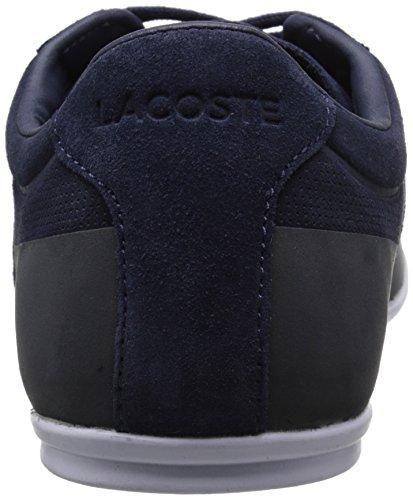 Lacoste Mens Tournoi 216 1 Sneaker De Mode Marine