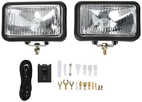 (Grote 64401-5 Clear Sport & Utility Lamp Kit (Driving Kit))