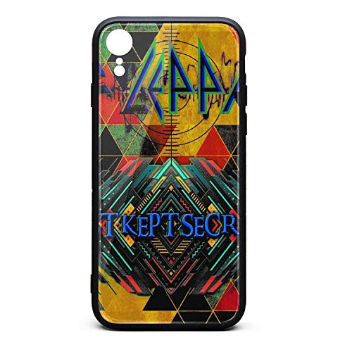 iPhone XR Cases Def-Best-Kept-Secrets-Leppard- Scratch-Resistant Protective iPhone Case for iPhone XR