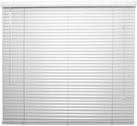 spotblinds – Custom Made – 1 Choice Aluminum Mini Blinds – Outside Mount – 18 -29 in Width by 24 -42 in Length – Choose Color from White to Dark Brown Tones 27 W x 37 L