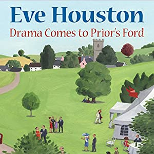 Drama Comes to Prior's Ford Audiobook