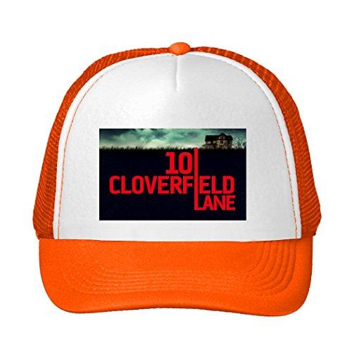 Horror Film 10 Cloverfield Lane Poster Sun Summer Cap Snapback Hats Adjustable Hat Trucke Hats For Men Women