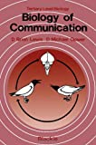 Biology of Communication, Lewis, Brian and Gower, D. Michael, 0216909953