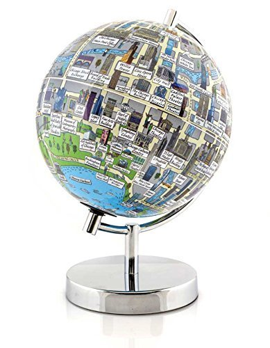 Globee Chicago 4' Globe Science Kit by Waypoint Geographic