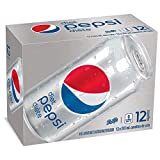 Diet Pepsi Cans,  355mL, 12 Pack