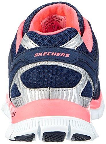 Sneaker nbsp;Love Skechers Blu Nvhp Appeal Flex Blau Your donna Style ZZXRxE