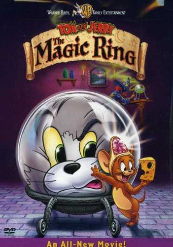 DVD : Magic Ring (Subtitled, Dubbed, Dolby, AC-3, Widescreen)