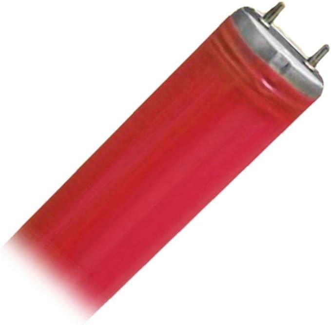 T12 Colored Fluorescent 40 Watt Light Bulbs